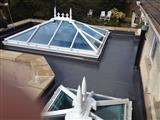 Cure It Fibreglass Roof System